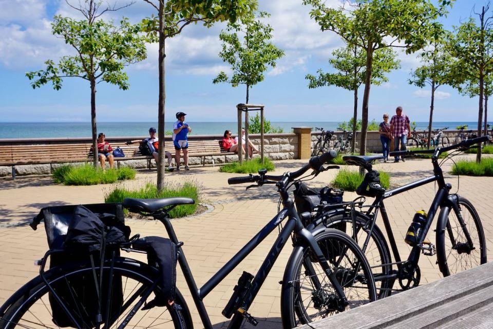 Radtour über Rügen