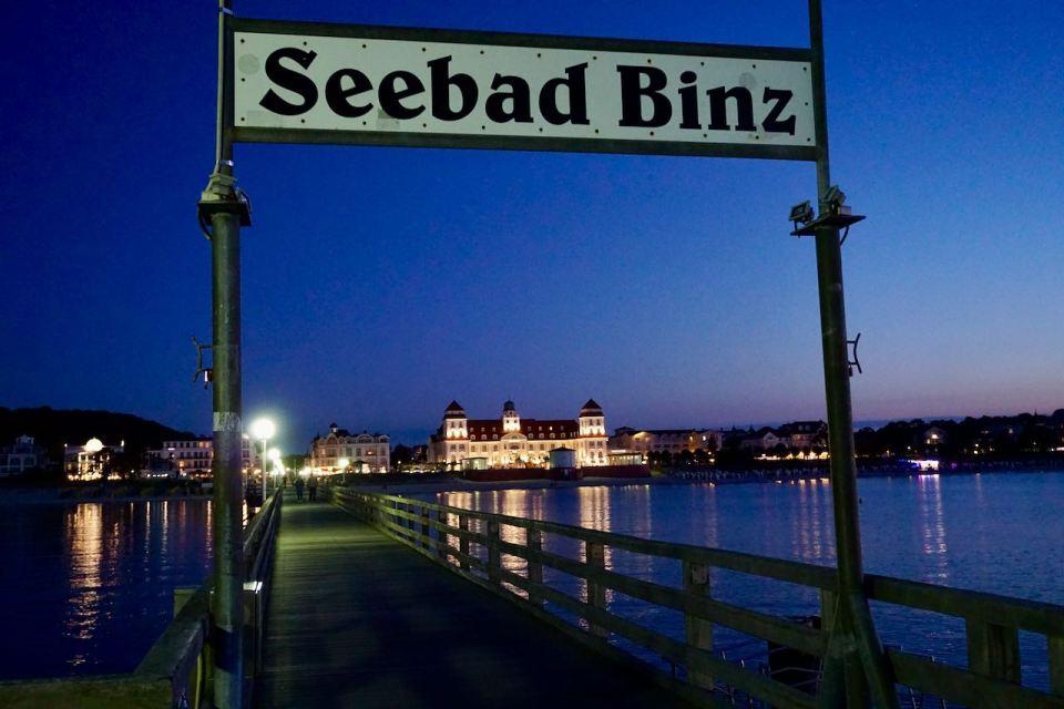 Seebad Binz Nacht