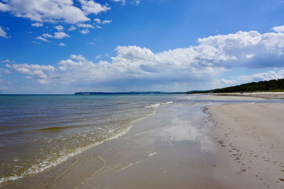 Strand Seebad Binz