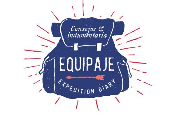 Expedition Diary, logo equipaje