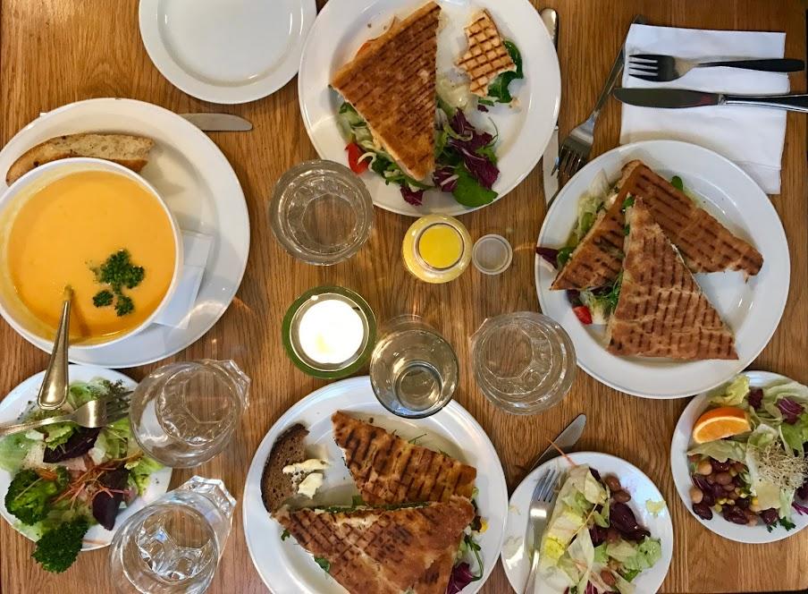 Cafés of Gamla Stan, Stockholm!