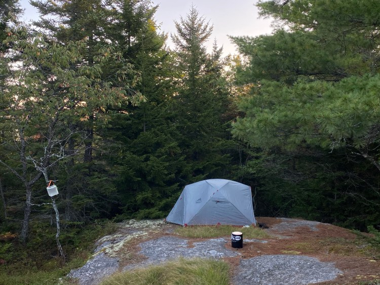 Some of the best Adirondack Camping is free