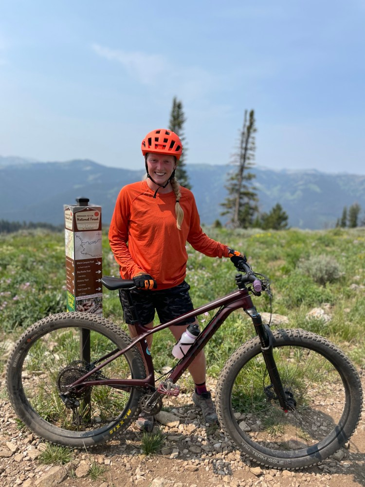 Spend One Day in the Grand Tetons Mountain Biking!