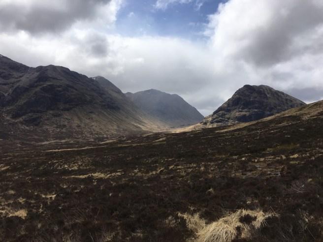 Glencoe on West Highland Way