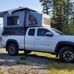 For Sale Price Reduced 2019 Toyota Tacoma Trd Off Road With Unique Carbon Fiber Popup Camper Expedition Portal
