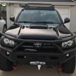 For Sale Custom 4th Gen Toyota 4runner Overlander Expedition Portal