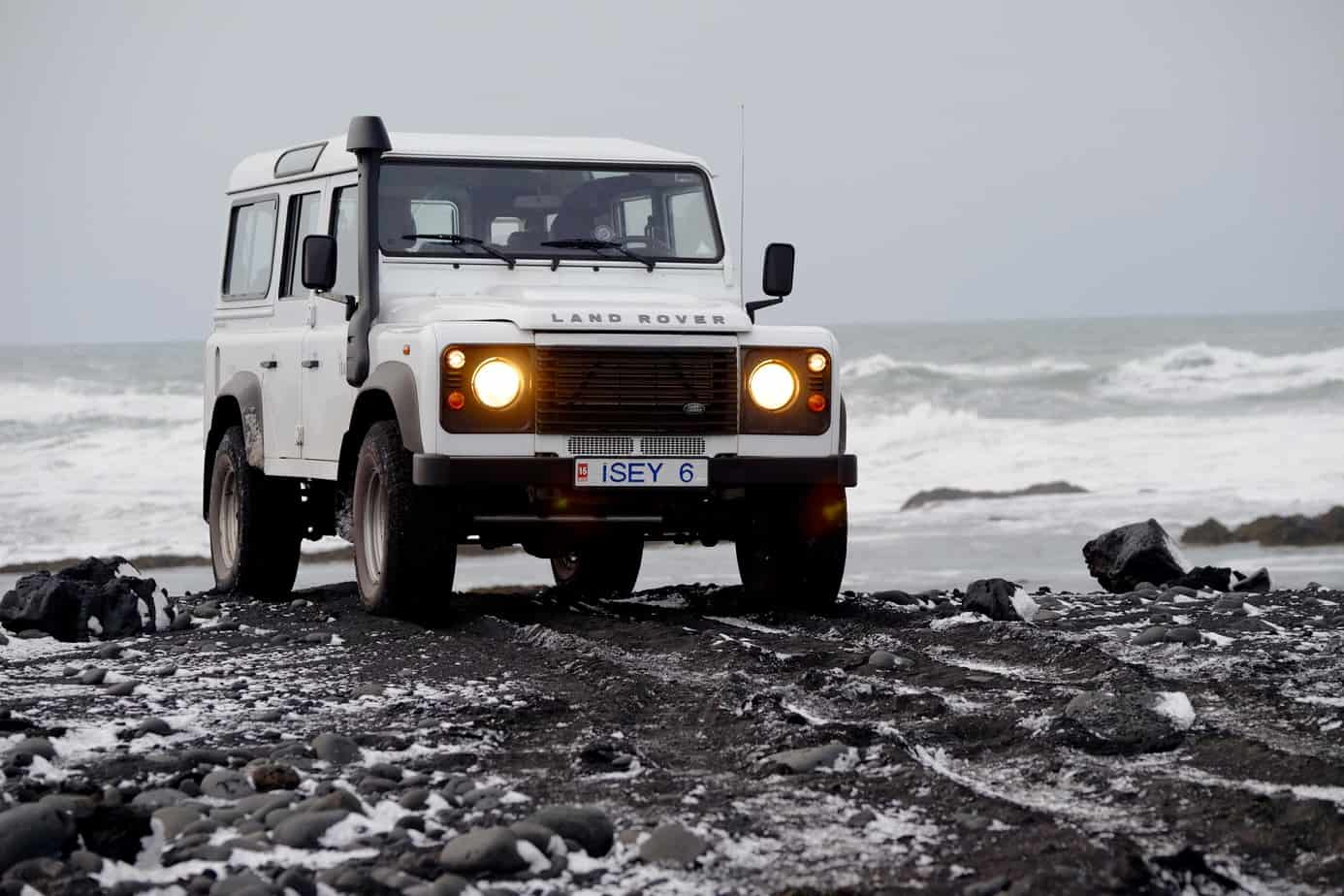 The New Land Rover Defender Manufactured in Austria – Expedition
