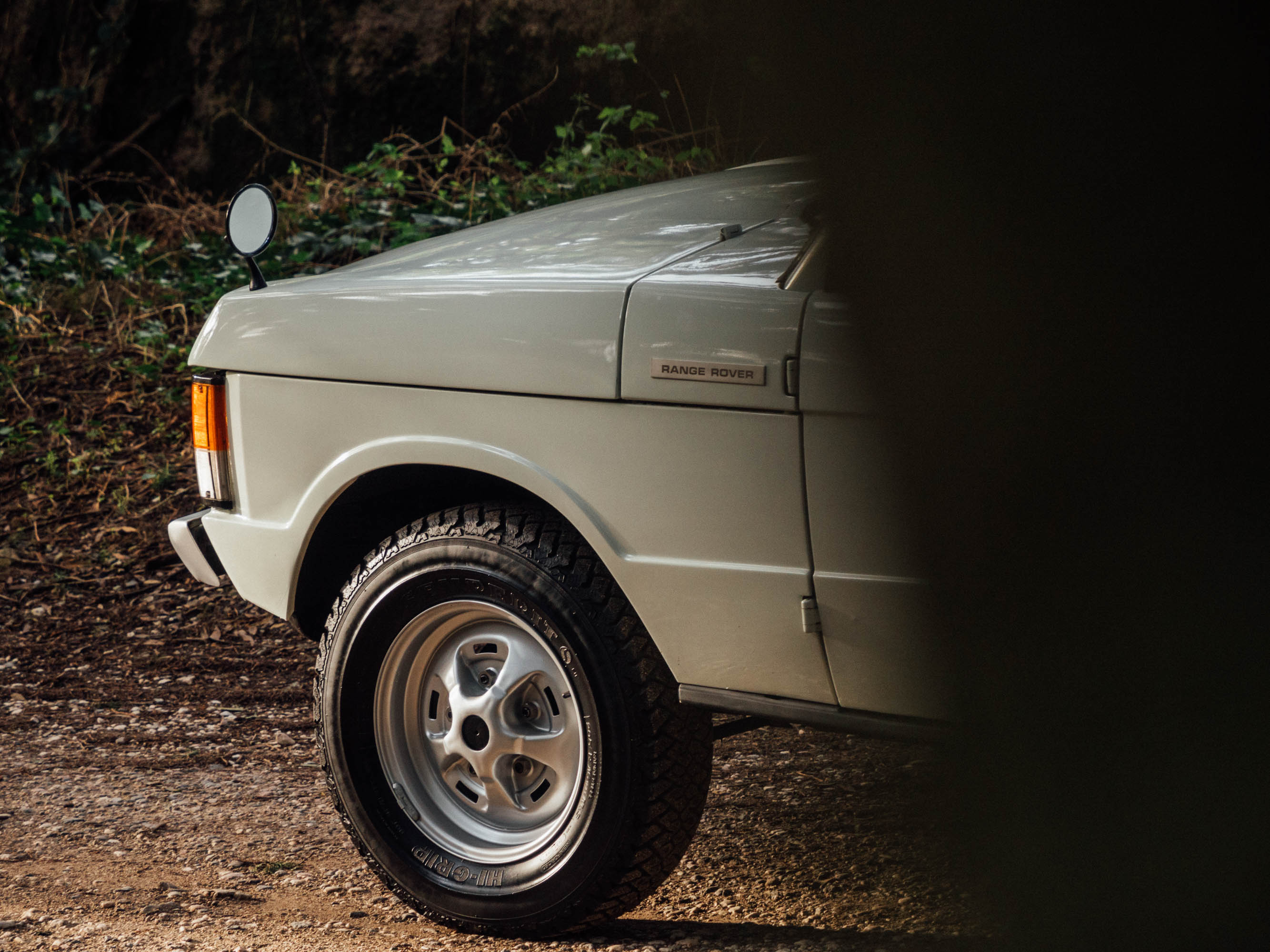 Featured Vehicle 1977 Land Rover Range Rover – Expedition Portal