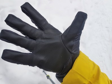 Montane Super Prism Glove test