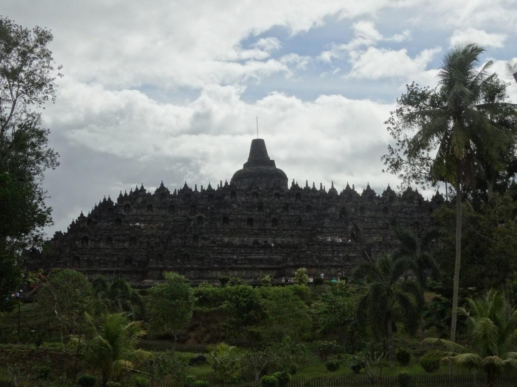 Temple bouddhiste Borobudur