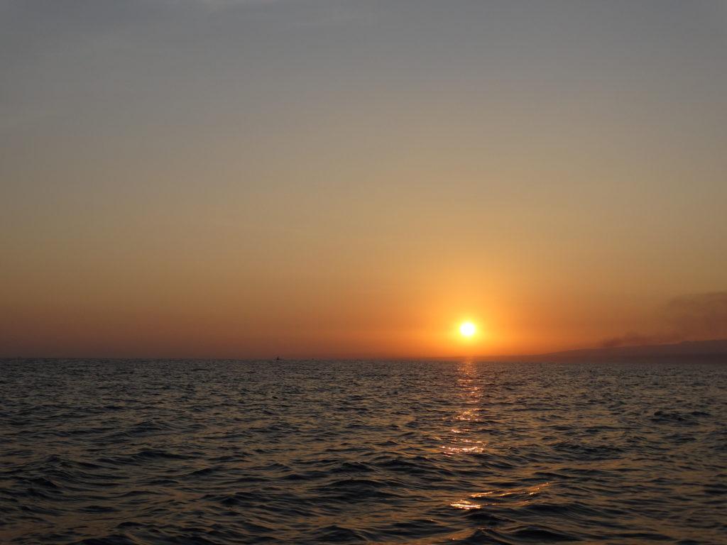 Lovina beach 5h du matin
