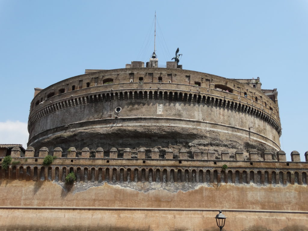 forteresse saint ange