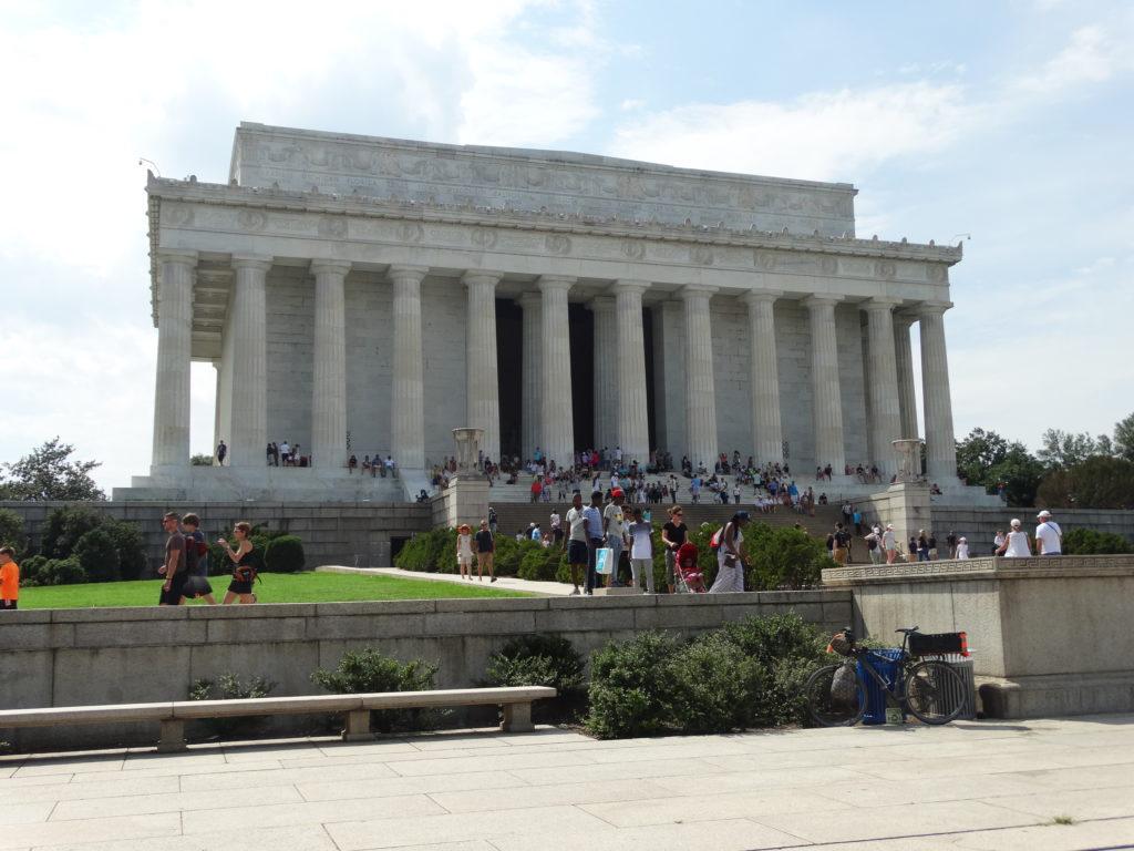 Washington mémorial lincoln