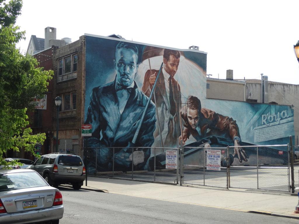 Fresque mural mafia
