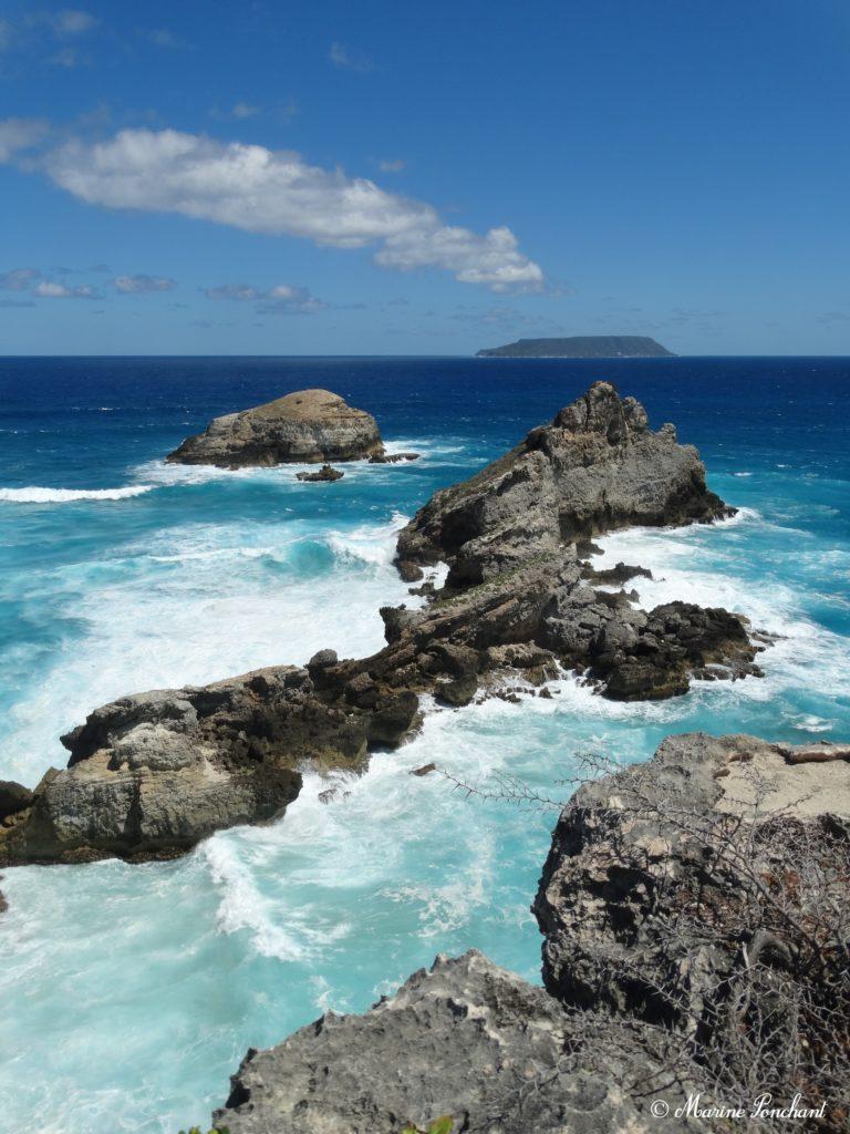 Pointe des colibris Guadeloupe
