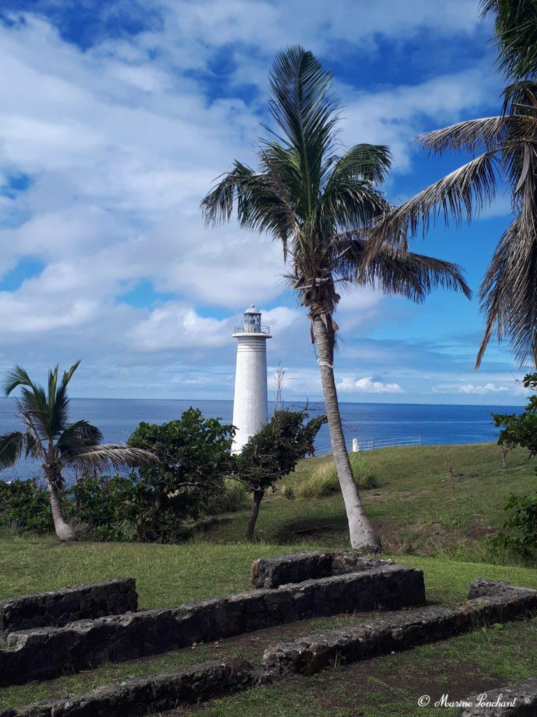 Pointe du vieux fort