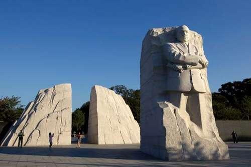 Mémorial washington MLK