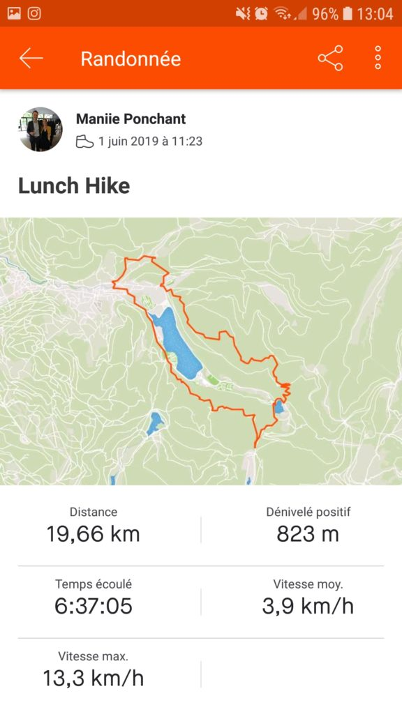 itinéraire trek jour 3