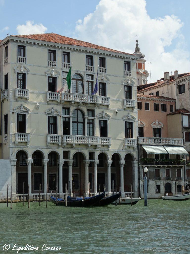 Palais typique vénitien