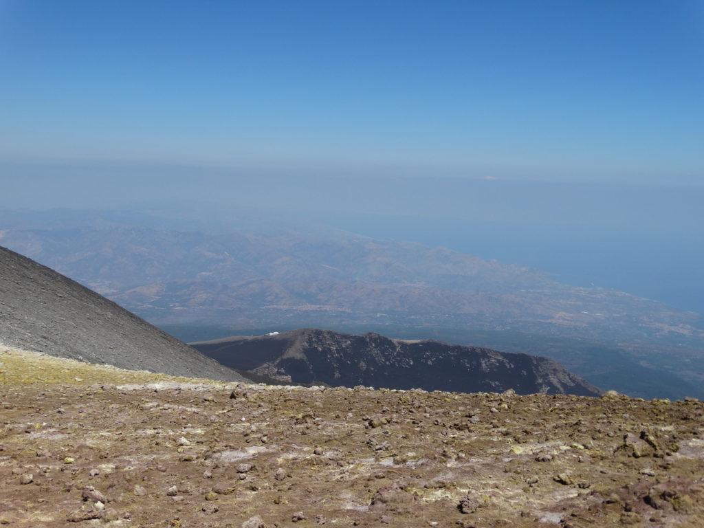Panoramique sur la Sicile nord