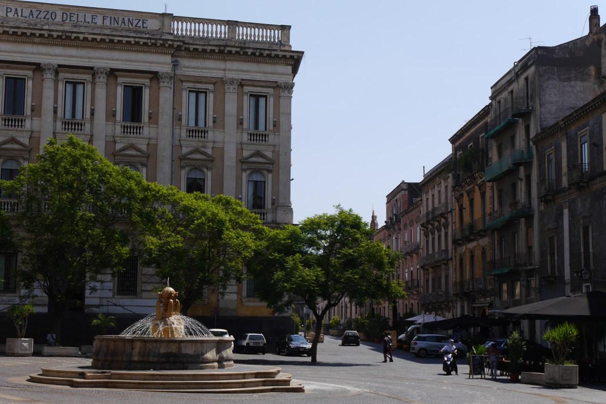 architecture sicilienne catane