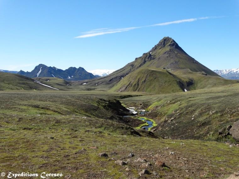 3ème jour Alftavatn - Emstrur, Islande