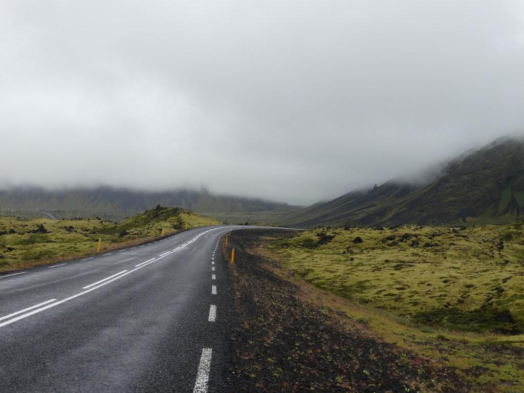 Route péninsule Snaefellsnes, Islande