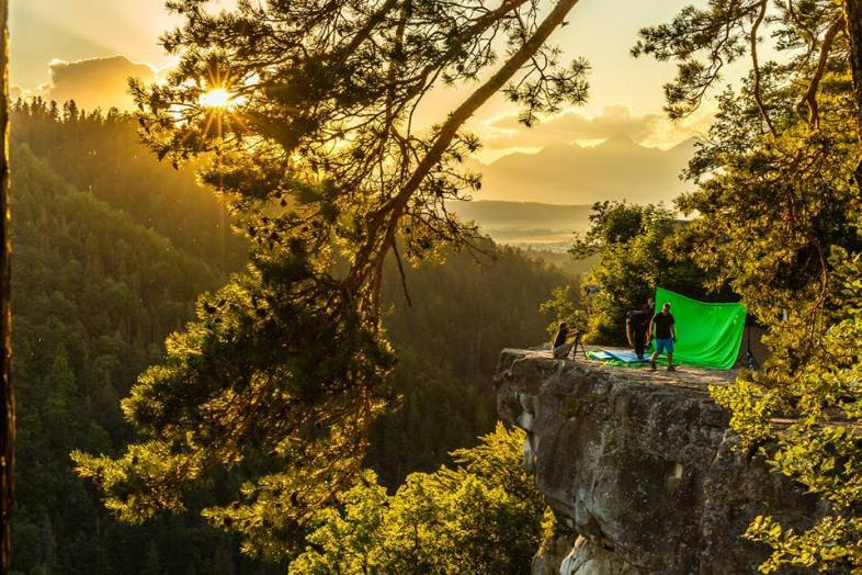 Tomášovský viewpoint - © Lê Thanh Hải