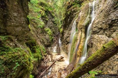 Machový vodopád - © Jozef Dovičin