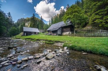 Prosiek valley
