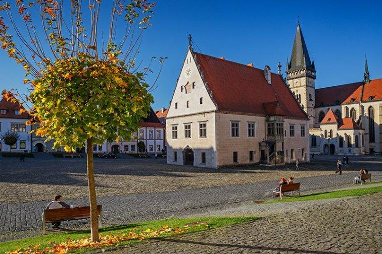 Bardejov UNESCO town