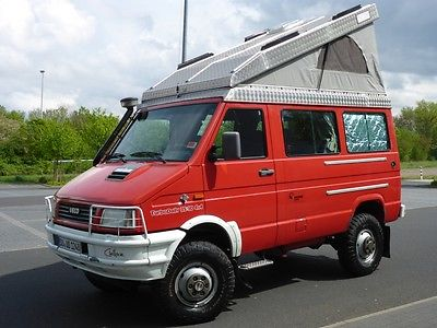 Iveco Daily 4×4 Bj.1991 – Germany