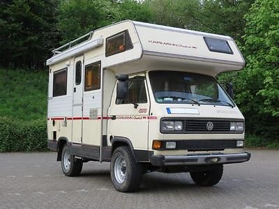 Volkswagen VW T3 Syncro 16 – Germany