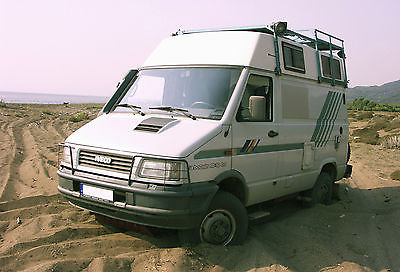 Iveco 40-10 4×4 – Germany