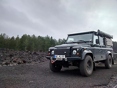 Land Rover Defender 110 – Ready For Travel – Germany