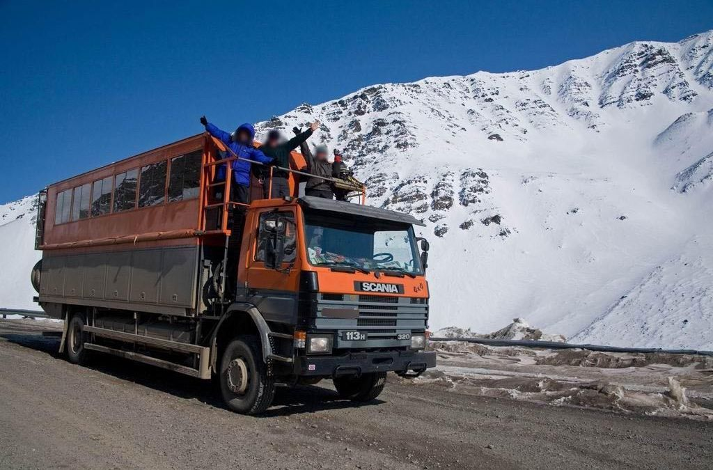 Scania Overland Expedition truck/bus – UK – £15500