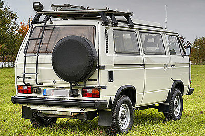 VW T3 Syncro 16″ – Immaculate and Rare – Germany – €34,000