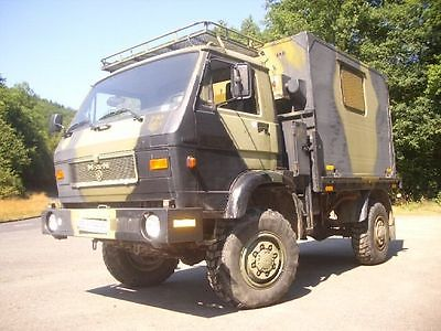VW-MAN 8.136 FAE 4×4 – Germany – €15,000