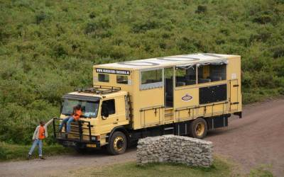 Scania p93 (1991) overlandtruck in very good running condition – $40,000 – Tanzania