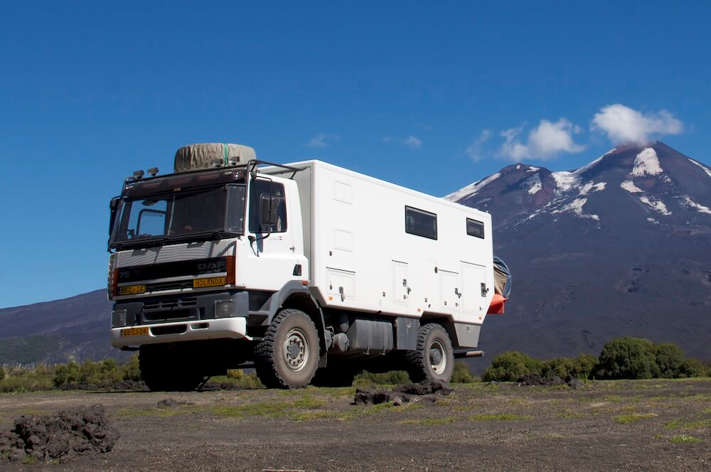 For sale: Expedition Truck 4×4 – Baja – US$135,000