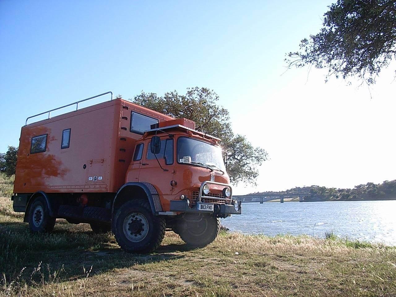 bob big orange bedford truck for sale expedition vehicles for sale. Black Bedroom Furniture Sets. Home Design Ideas