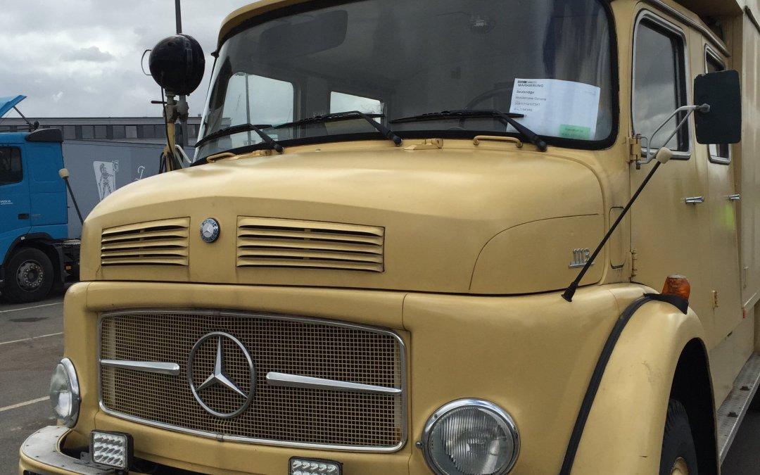1975 Mercedes-Benz – $20000 USD – Texas