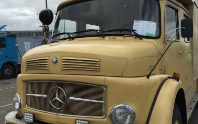 1975 Mercedes-Benz – $20000 USD – Texas