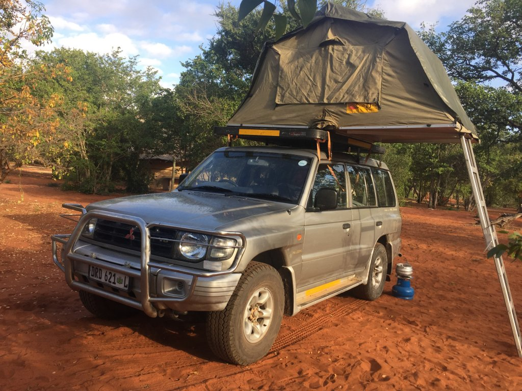 4x4 Mitsubishi Pajero for Sale in South Africa