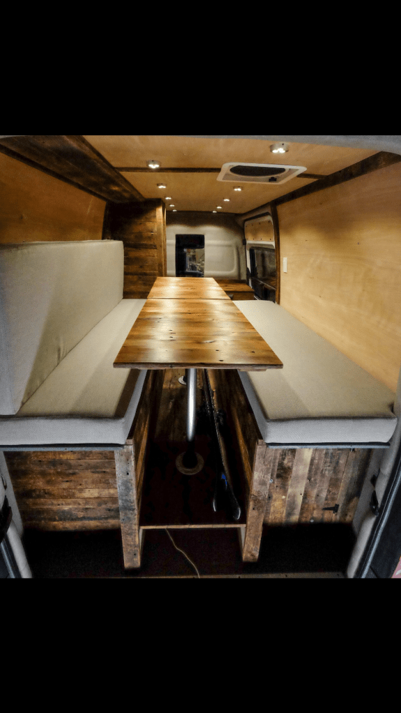 Custom Interior 2016 Mercedes Benz Sprinter 4x4 for sale in Boulder, CO, USA