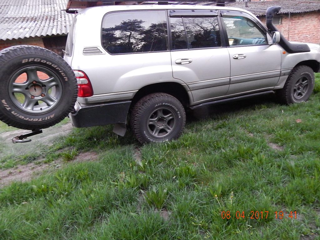 Landcruiser overlander HDJ100 2005 for Sale Belgium