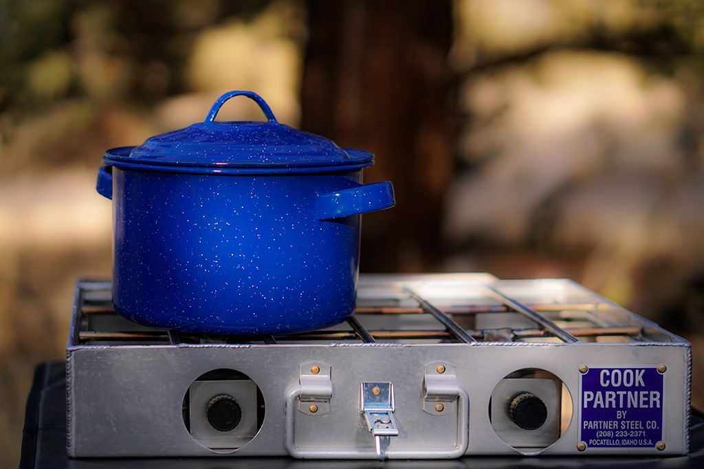 Partner Steel Camp Stove