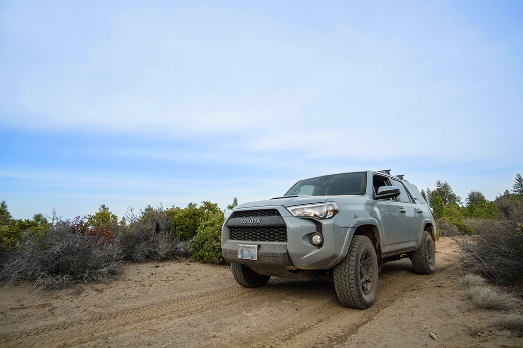 Selecting an Overland Vehicle - 4Runner