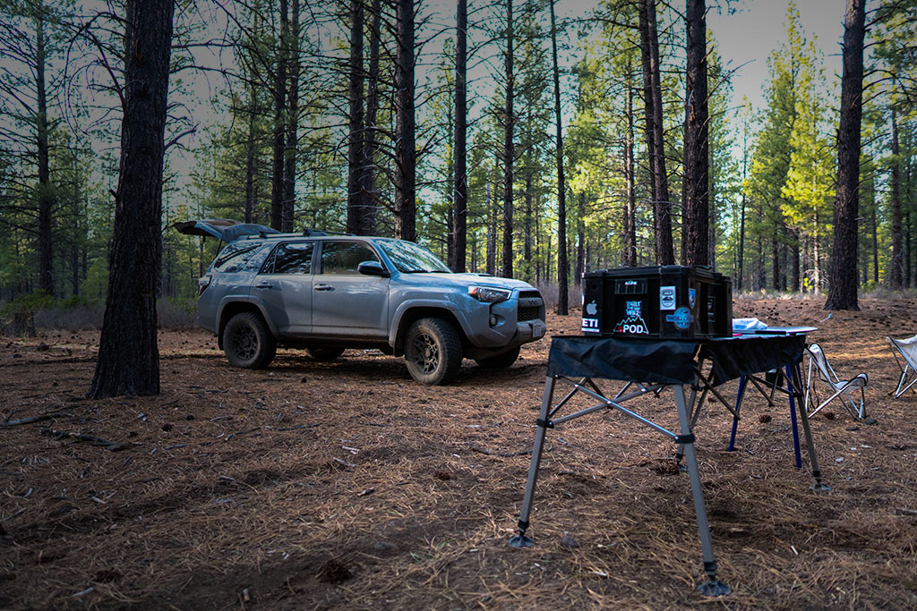 overland table article