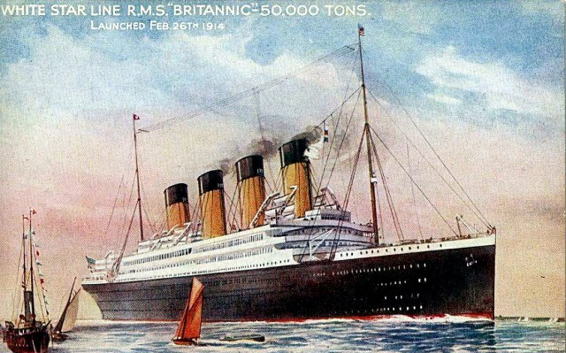 Britannic_postcard